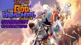 Video Top 80 Strongest God of Highschool Characters download MP3, 3GP, MP4, WEBM, AVI, FLV Maret 2018