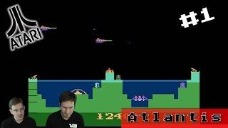 RetroPlay: Atlantis #1 - Um die Ecke gedacht (Atari 2600)