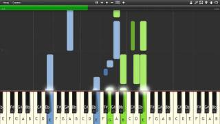 Video Tori Amos - China - Piano tutorial and cover (Sheets + MIDI) download MP3, 3GP, MP4, WEBM, AVI, FLV Juni 2018