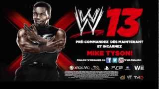 WWE 13 le jeu vidéo disponible le 2 Novembre