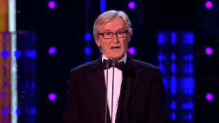 Anne Kirkbride tribute by William Roache at the ITV NTA 2015