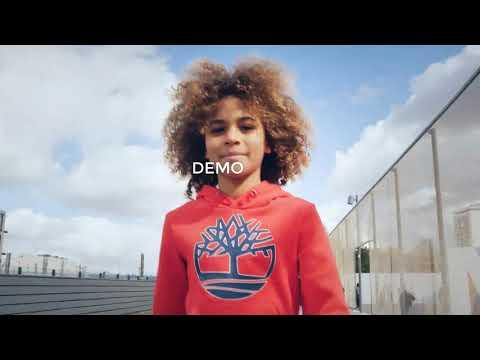 Рекламный ролик детской одежды