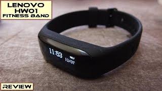 Lenovo HW01 Fitness Tracker Band - Review