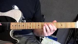 Cary Guitar Lessons: Knocking On Heaven