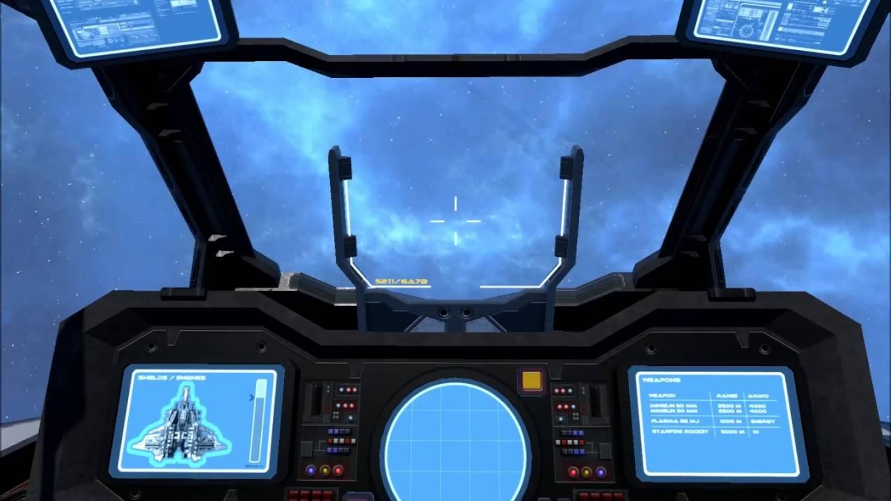 sci fi spacecraft cockpit single person - photo #18