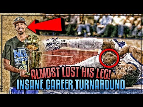 From WORST INJURY Ever To 3X NBA CHAMPION!? | Inspiring SHAUN LIVINGSTON Comeback Story!