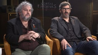 The letter that started Peter Jackson and Christian Rivers