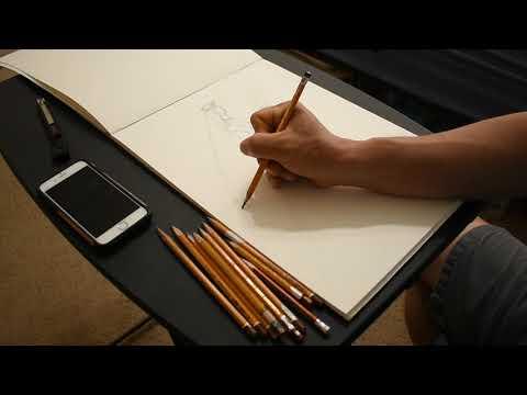 How to design wedding dress with artist Duong Gia Liem part 1