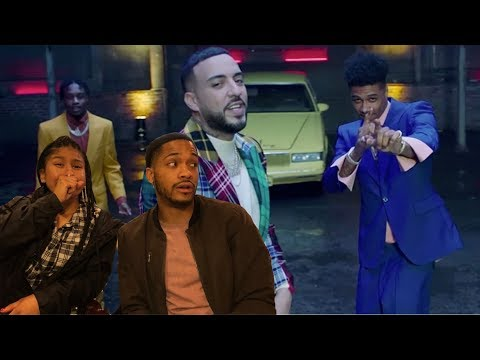 (REACTION) French Montana – Slide ft. BlueFace , Lil Tjay