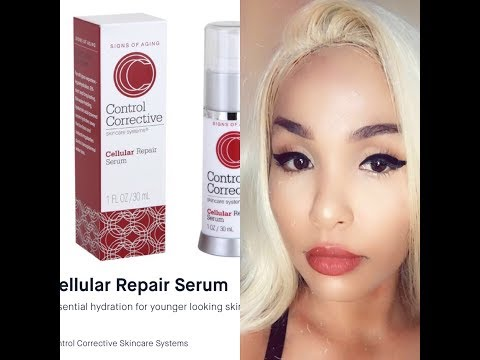 Control Corrective Cellular Repair Serum   Good like Korean Skincare   ITSJAMIEBABY