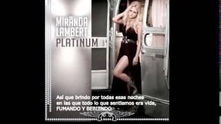Miranda Lambert (Smokin