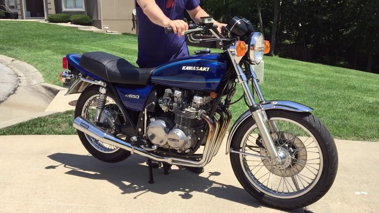 For Sale Kawasaki Kz650 Kerker Exhaust