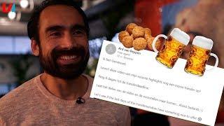 Van Peppen: 'Bier en bitterballen-aanbieding na oproep op LinkedIn'