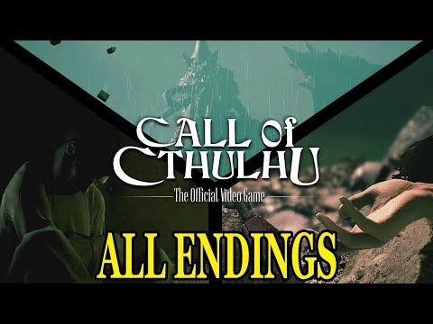 Call of Cthulhu: The Official Game (ALL ENDINGS!!) #9 |