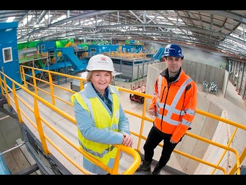 Aberdeen New Material Recycling Facility Hd 1080p