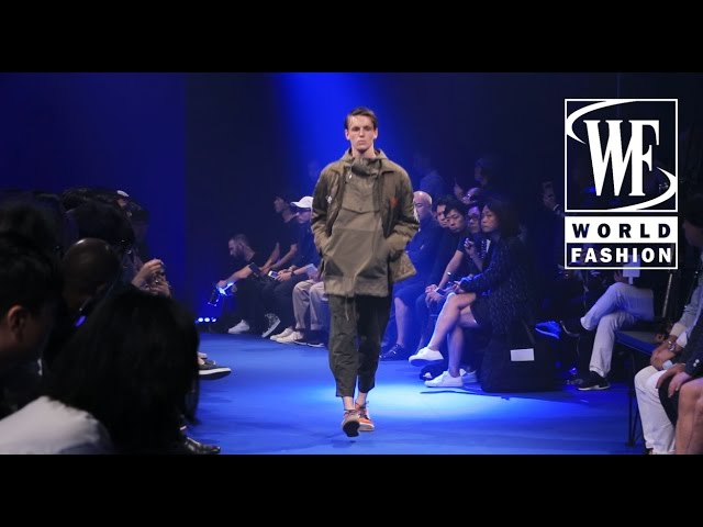 White Mountaineering Spring/Summer 2017 Paris Men`s Fashion Week