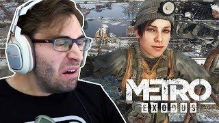 METRO EXODUS #4 - Uma Forma de Seguir em Frente! (Gameplay em Português PT-BR)