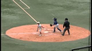 今日は京葉リーグの試合が行われました。 立派な球場にふさわしい熱戦を...
