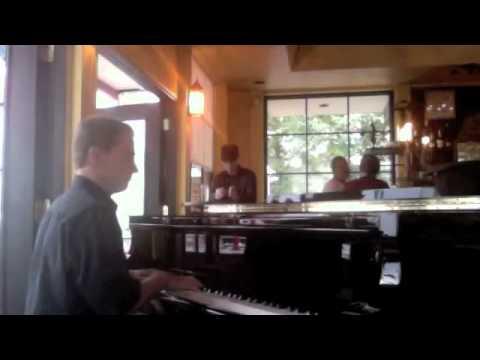 Jazz Piano Improvisation Video By Ryan David Dwyer