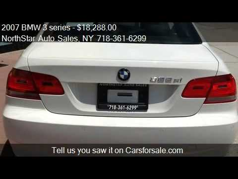 2007 BMW 3 Series Coupe With Navigation And Parking Sensors