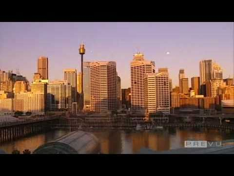 Novotel Sydney On Darling Harbour Hotel Video