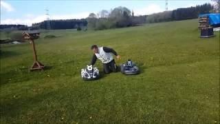 Husqvarna Automower - Umstieg vom 430x auf den 450x - Danke Gartentechnik Nauroth