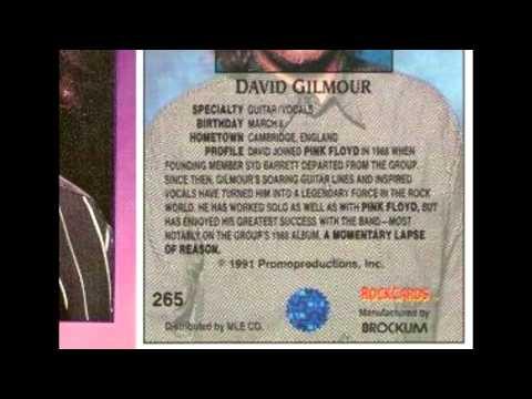 Michael Kamen & David Sanborn 5. Sasha (Ft. David Gilmour)