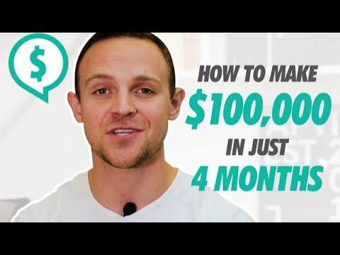 How To Make $100,000 In A 4 Months | Door To Door Sales
