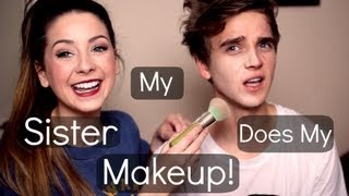 Download My Sister Does My Make up | ThatcherJoe Mp3 and Videos