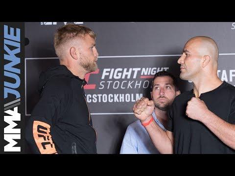 Who Ya Got?!? Fighters make picks for Alexander Gustafsson vs. Glover Teixeira