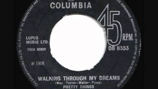 The Pretty Things - Walking Through My Dreams - 1968 45rpm