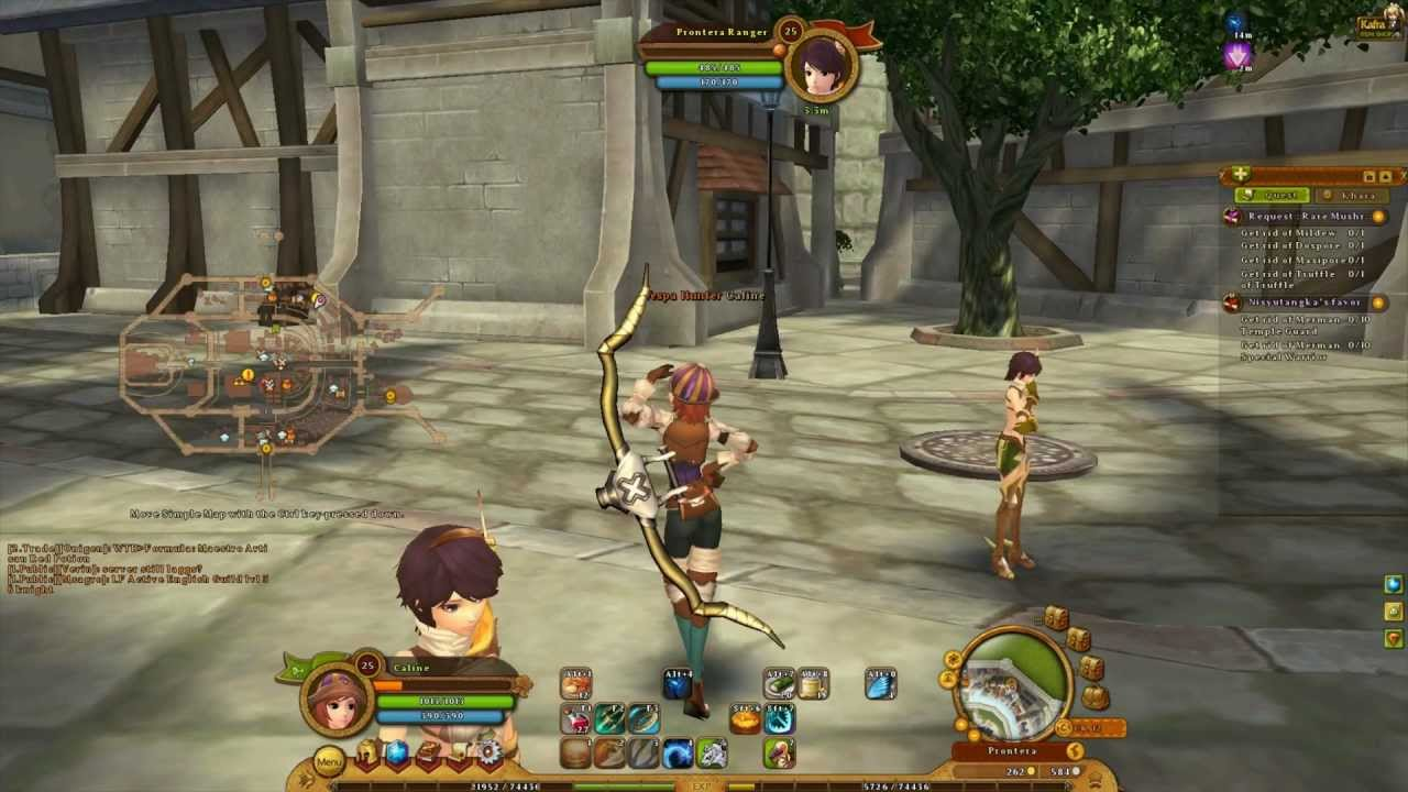 Joonho's battle tactics dps and hybrid warrior build (updated 7-5.
