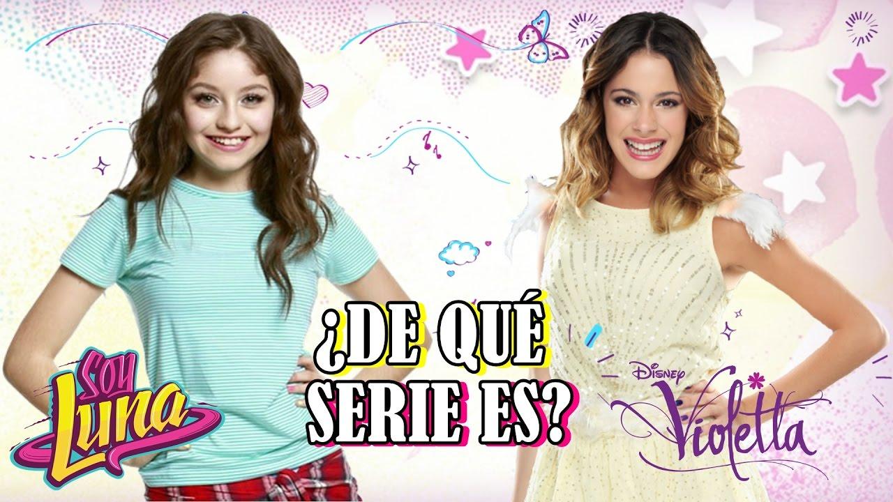 De Qué Serie Es La Canción Soy Luna 2 Vs Violetta 2 Test 5 Dale Al Test Youtube