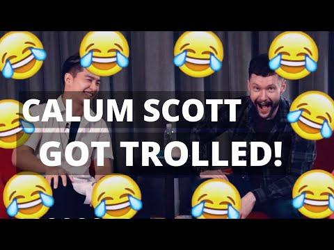 Calum Scott guessed it wrong?!
