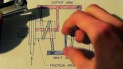 How a Torque Amplifier Works  --  Mechanical Computing