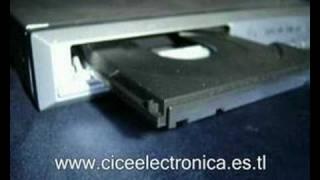 DVD REPARACION ELECTRONICA