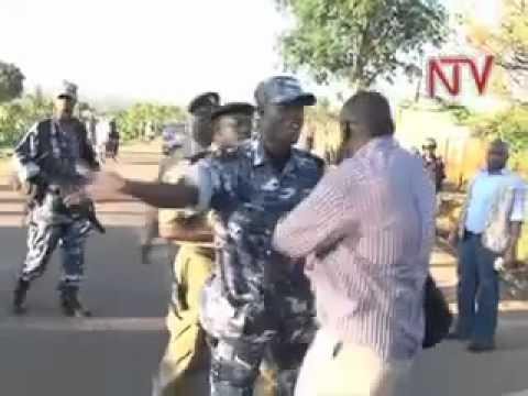 walk to work uganda protest.flv