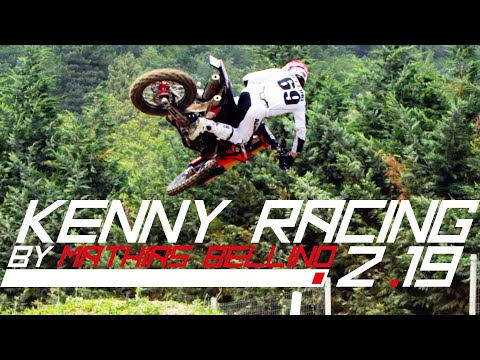 Kenny Racing Moto Atv Bike Equipment And Protection L543ARj