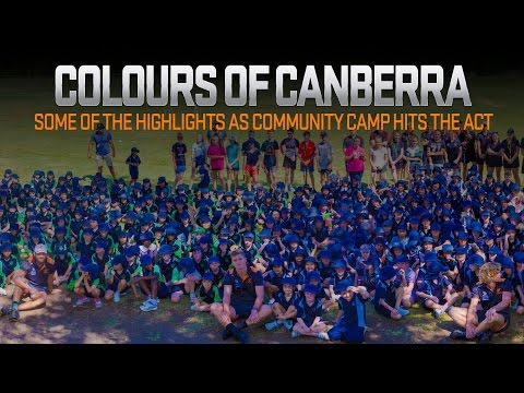 Colours of Canberra