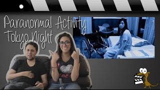 #MimiMuvis - Paranormal Activity Tokyo Night