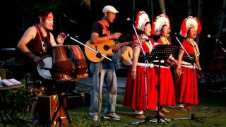 Anu ~ Song about thanks, Moonlight Inn, Taitung. 2011.06.11 (Amis)