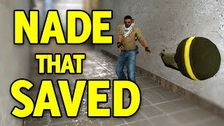 The Nade That Saved My Rank - CS GO Story thumbnail