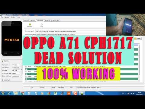 cara-unbrick-oppo-a71-cph1717-flashing-oppo-matot-success-100%-tested