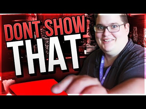 DONT SHOW THAT HOTTED! - Twitch Con 2017 Vlog 02