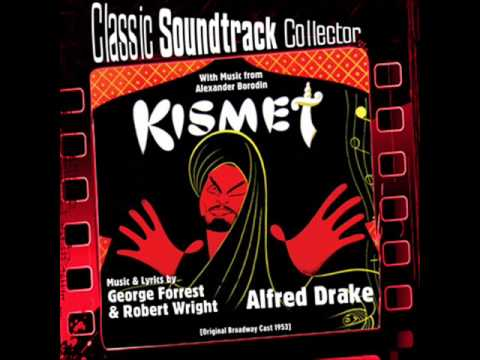 Overture - Kismet (Original Broadway Cast 1953)