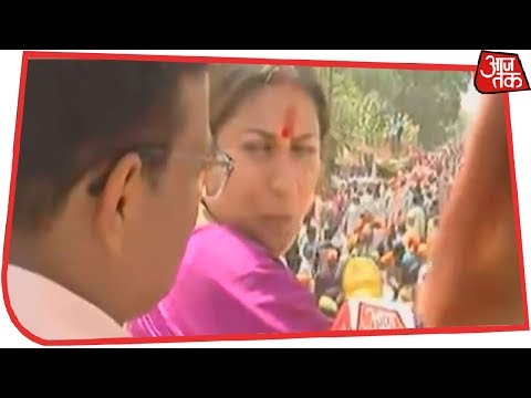 Smriti Irani Exclusive Interview: Party And Amethi, Both Are My Families