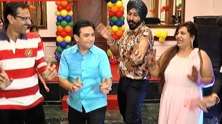 Taarak Mehta Ka Ooltah Chashmah Cast Celebrate Birthday | On Location Shoot | 22 December 2015