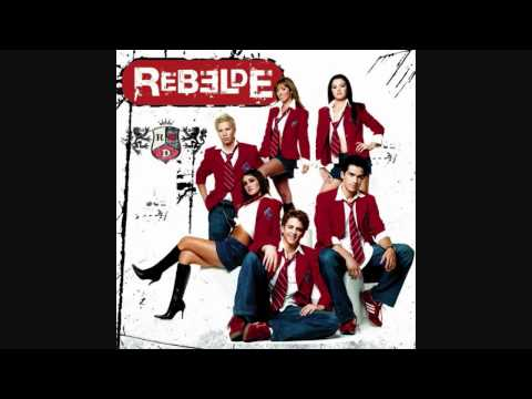 Rebelde - Incidental/Soundtrack - Claridad