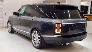 У тебя есть Рендж Ровер   Я выбираю Range Rover SVautobiography   Круче чем Ferrari