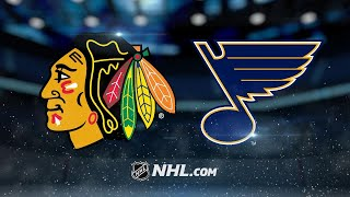 Schwartz's hat trick powers Blues to 5-2 win